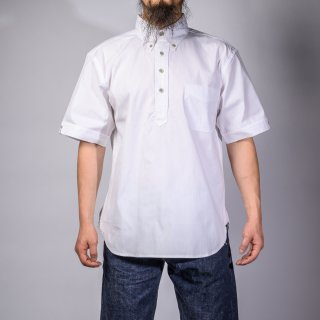 Pullover Shirt Cord Lane white
