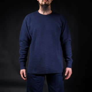 Heavy Weight Thermal Long Sleeves Navy
