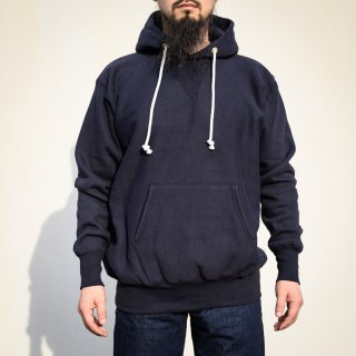 BONCOURA パーカー ネイビー(BONCOURA Loop Wheeled Parka Navy)