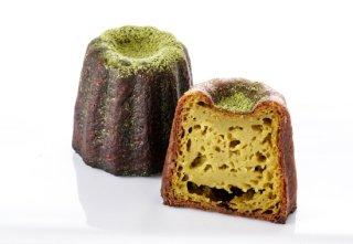 抹茶カヌレ3個セット