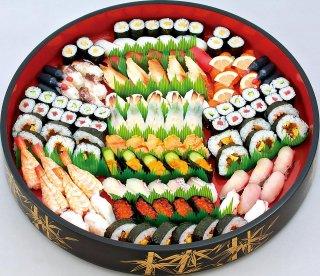 寿司盛り合わせ1 ケ-5