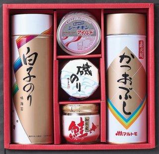 特選のり・かつおぶし・瓶詰・缶詰セット テ-9