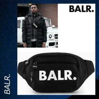 BALR. 【ボーラー】 Uシリーズ ウエストバッグ ボディーバッグ<img class='new_mark_img2' src='//img.shop-pro.jp/img/new/icons29.gif' style='border:none;display:inline;margin:0px;padding:0px;width:auto;' />