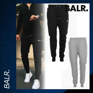 BALR. 【ボーラー】 Qシリーズ クラシック スウェット パンツ ボトムス<img class='new_mark_img2' src='//img.shop-pro.jp/img/new/icons29.gif' style='border:none;display:inline;margin:0px;padding:0px;width:auto;' />