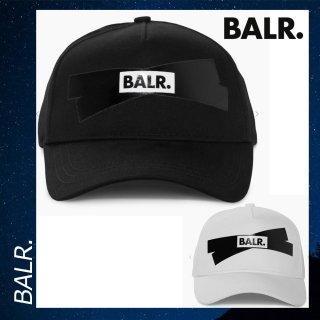 BALR. 【ボーラー】 テープ ロゴ キャップ 帽子