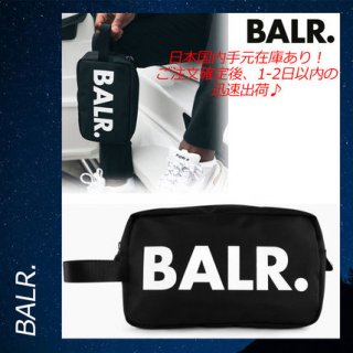 BALR. 【ボーラー】 Uシリーズ トイレタリー キット コンパクト バッグ<img class='new_mark_img2' src='//img.shop-pro.jp/img/new/icons29.gif' style='border:none;display:inline;margin:0px;padding:0px;width:auto;' />