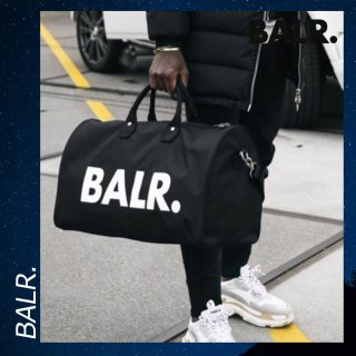 BALR. 【ボーラー】 Uシリーズ ダッフル ボストン バッグ<img class='new_mark_img2' src='//img.shop-pro.jp/img/new/icons29.gif' style='border:none;display:inline;margin:0px;padding:0px;width:auto;' />