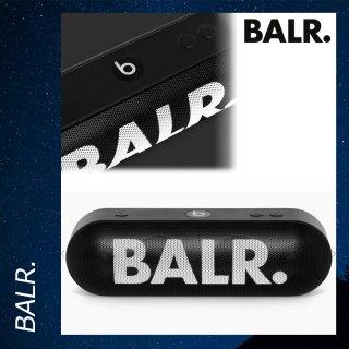 BALR. 【ボーラー】 BALR. BEATS PILL+ オーディオ スピーカー アウトドア
