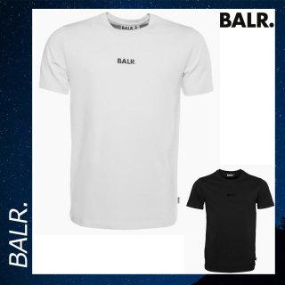 BALR. 【ボーラー】 BLACK LABEL クラシック Tシャツ 半袖 カットソー