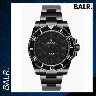 BALR. 【ボーラー】 BALR. ロレックス サブマリーナ 腕時計 数量限定