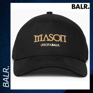 BALR. 【ボーラー】 Mason Garments キャップ