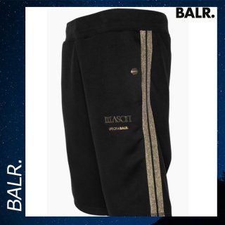 BALR. 【ボーラー】 Mason Garments スウェット ハーフパンツ ボトムス<img class='new_mark_img2' src='//img.shop-pro.jp/img/new/icons29.gif' style='border:none;display:inline;margin:0px;padding:0px;width:auto;' />