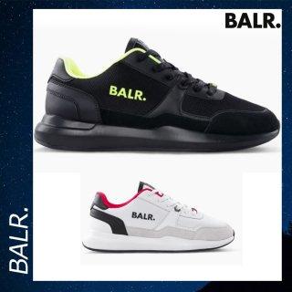 BALR. 【ボーラー】 クリーン クラシック スニーカー ブラック 靴 シューズ