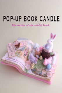 POP-UP BOOK CANDE イースターバニー