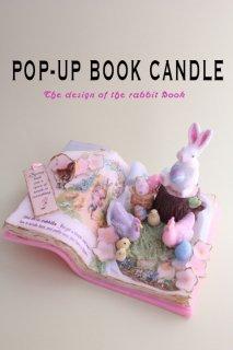 POP-UP BOOK CANDE イースターバニー