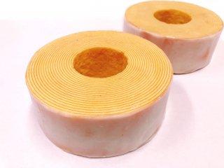 かさね輪バウム 木巻