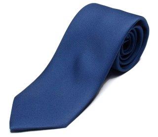 DRAKE'S『ドレイクス』英国製ネクタイ 正規取扱店 DRAKE'S-E5080N-06870-2-50ozブルーソリッド