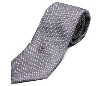 DRAKE'S『ドレイクス』英国製ネクタイ 正規取扱店 DRAKE'S-E5080N-06871-4-50ozグレードット