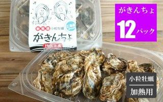 小粒牡蠣 がきんちょ 12パック