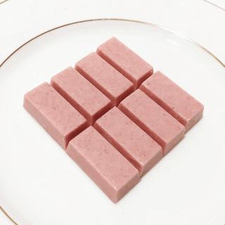 ひと口チョコ カカオ42% Berryラテ(無添加乳化剤不使用)