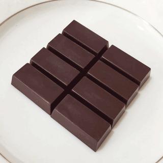 ひと口チョコ ティエンジャン産カカオ72% Bitter(無添加乳化剤不使用)