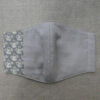 ハンドメイド 立体マスク(ジョウロ)