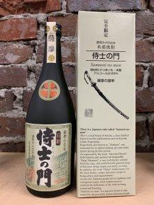 侍士の門 芋焼酎 720ml