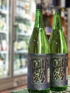 川鶴 純米酒 1.8L
