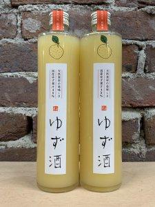 金陵 柚子酒 500ml