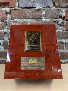 入手困難 マッカラン23年 40周年記念ボトル 世界184本限定 700ml
