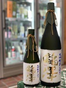 瀧澤 吊るし大吟醸 1.8L