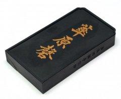 華原磬(かげんけい) 12.0丁型 キズ墨 呉竹精昇堂製千寿墨