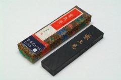 旧墨 紫玉光 1/16型 一両  上海墨廠 1970年代