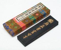 旧墨 鉄斎翁書画寶墨 1/8型 二両 1980年