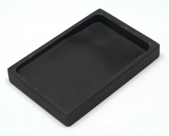 羅紋硯 長方7インチ 【規格品】【新入荷商品】