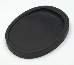 羅紋硯 楕円5インチ 【規格品】