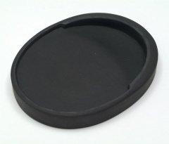 羅紋硯 楕円6インチ 【規格品】