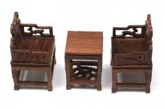 ミニ飾り椅子 「福」