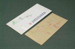漢韻堂 木版水印信箋  一筆箋 古梅花 30枚