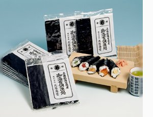 有明海産 寿司屋さんの焼海苔12帖