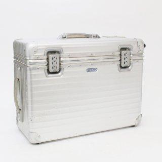 991244★激レア!正規品★リモワRIMOWA★パイロット 旧型ビッグサイズ スーツケース 950.51 2輪 35L★