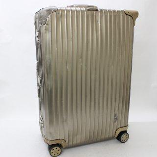 060192★正規品★リモワ RIMOWA★トパーズチタニウム 国内外旅行用スーツケース 945.70 4輪 84L★