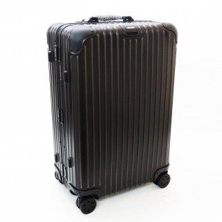 リモワRIMOWA★トパーズステルス 国内外旅行用スーツケース 924.63.01.4 4輪 67L★033516★未使用品 正規品★