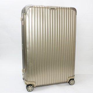 445816★正規品★リモワRIMOWA★トパーズチタニウム 海外旅行用スーツケース 923.77.03.4 4輪 98L★