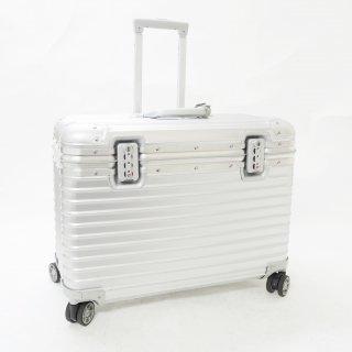 リモワRIMOWA★パイロット ビッグサイズ スーツケース 923.51.00.4 4輪 37L★306117★美品 正規品★