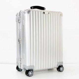 リモワRIMOWA★現行クラシック 機内持込可スーツケース 971.53.00.4 4輪32L★533619★極美品 正規品★