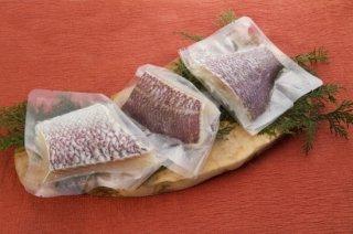 真鯛のお刺身くん製
