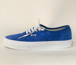 VANS /Authentic Pig Suede /USA企画