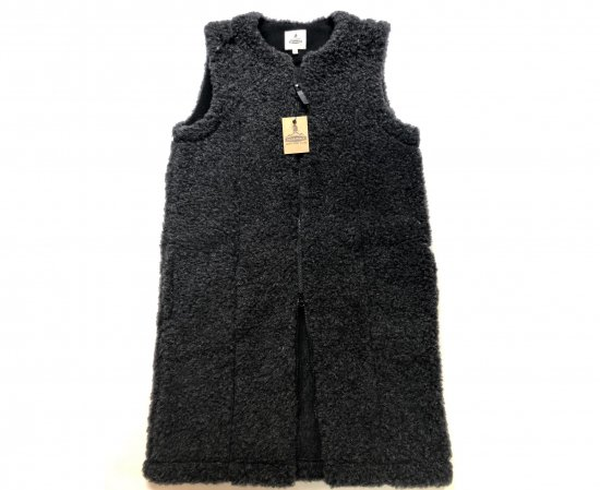 COLDBREAKER / WOOL LONG VEST