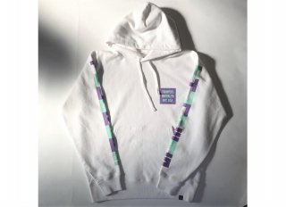 THUMPERS BROOKLYN NYC USA / LOGO HOODIE